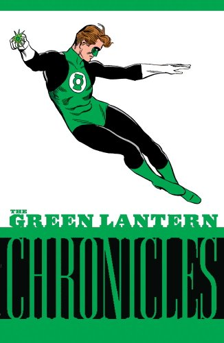 The Green Lantern Chronicles Vol. 3 Cover