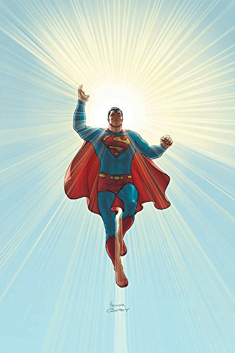 Absolute All Star Superman Cover