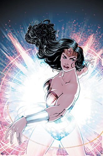 Wonder Woman: Contagion Cover