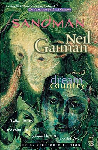 The Sandman: Dream Country cover