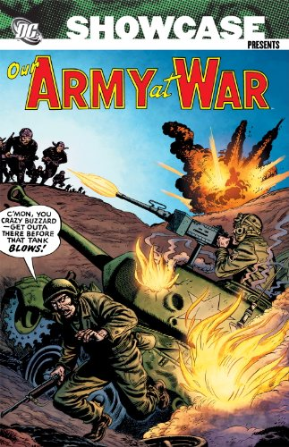 Showcase Presents: Our Army At War Vol. 1 Cover