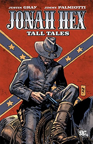 Jonah Hex: Tall Tales Cover