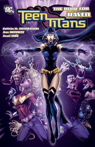 Teen Titans: The Hunt for Raven