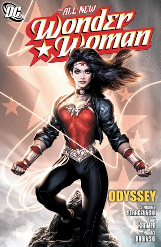 Wonder Woman Vol. 1: Odyssey