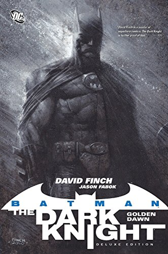 Batman: The Dark Knight Vol. 1: Golden Dawn (Deluxe Edition)