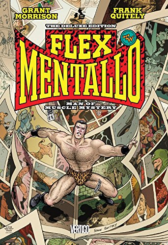 Flex Mentallo cover