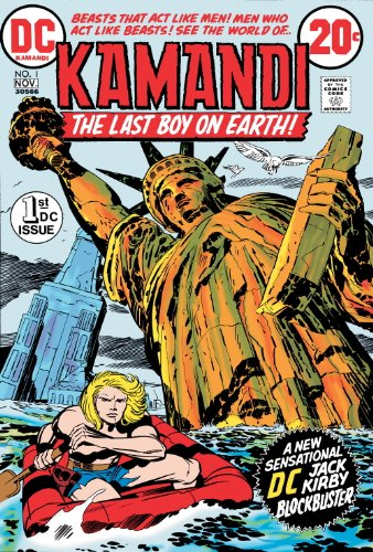 Kamandi, The Last Boy On Earth Omnibus Vol. 1