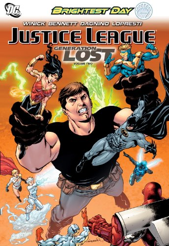 Justice League: Generation Lost, Vol. 2