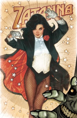 Zatanna: Shades of the Past cover