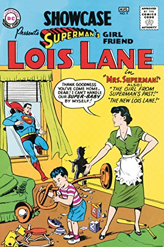 Supermans Girlfriend Lois Lane Archives Volume 1 cover