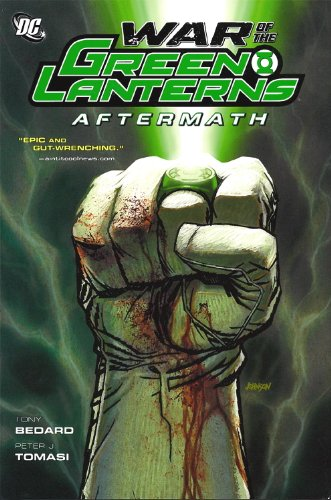 War of the Green Lanterns: Aftermath