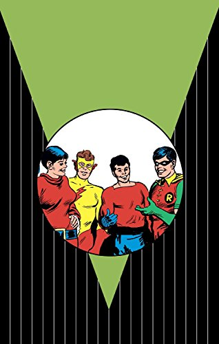 The Silver Age Teen Titans Archives Volume 2 cover