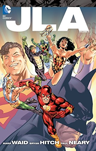 JLA: The Deluxe Edition, Vol. 5