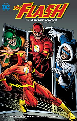 The Flash By Geoff Johns Book 1