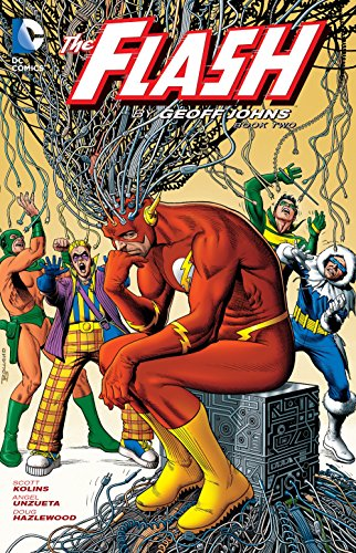 The Flash By Geoff Johns Book 2