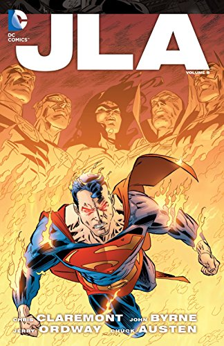 JLA: The Deluxe Edition, Vol. 8