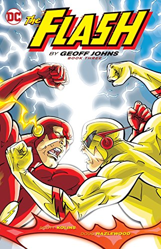 The Flash By Geoff Johns Book 3
