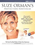 Buy Suze Orman's Protection Portfolio: Will & Trust Kit. The Forms You Need Today to Protect Your Tomorrows from Amazon