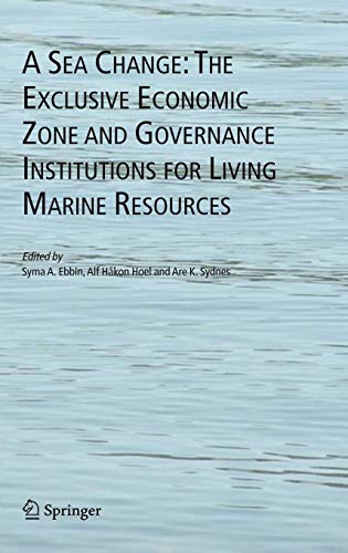 PDF A Sea Change The Exclusive Economic Zone and Governance Institutions for Living Marine Resources