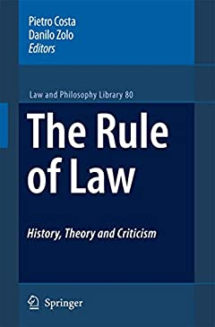 Rule Of Law Criticism | RM.