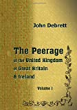 The Peerage of the United Kingdom and Ireland