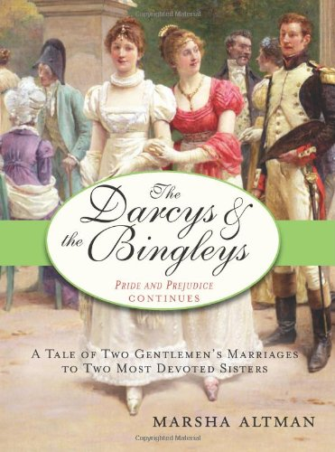 Cover of The Darcys and the Bingleys...