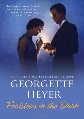 Footsteps in the Dark (Country House Mysteries), Heyer, Georgette