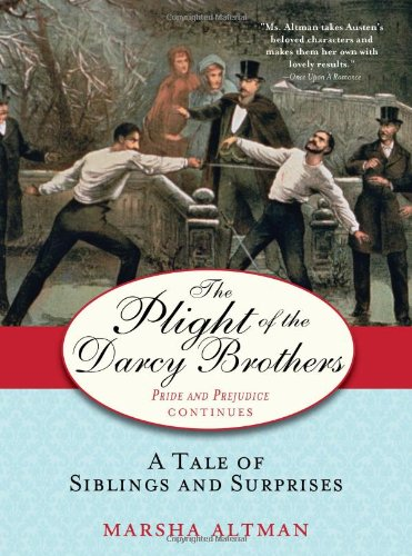 Cover of The Plight of the Darcy Brothers...
