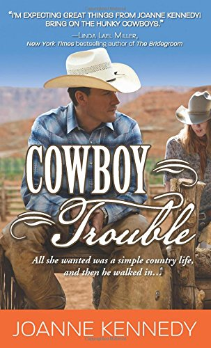 Cover of Cowboy Trouble by Joanne Kennedy
