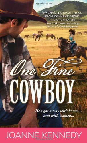 Cover of One Fine Cowboy by Joanne Kennedy