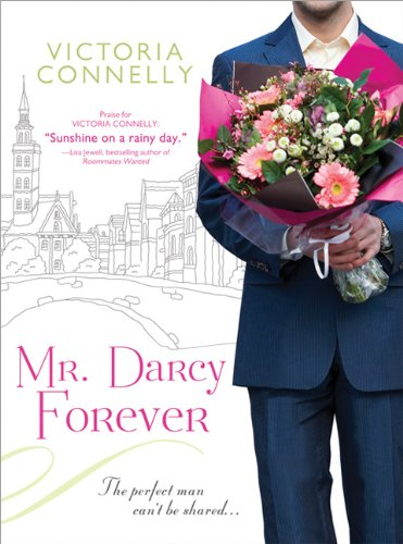 Cover of Mr. Darcy Forever by Victoria Connelly
