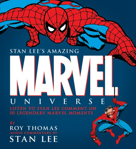 Amazing Marvel Universe Cover
