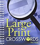 Large Print Crosswords #7