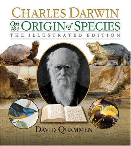 On the Origin of Species: The Illustrated Edition, Darwin, Charles