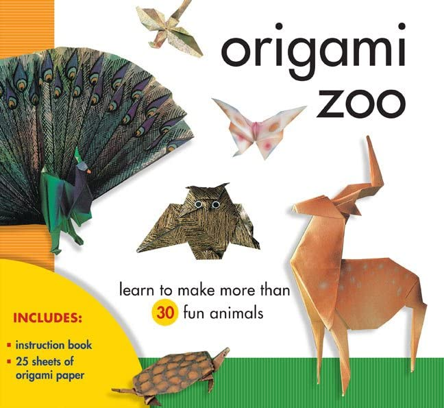 Origami Zoo: Learn to Make More Than 30 Fun Animals