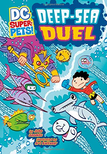 Deep-Sea Duel cover