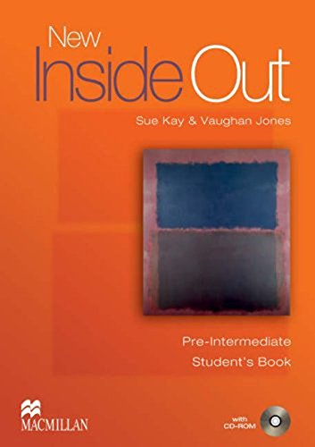 New Inside Out Pre-Intermediate