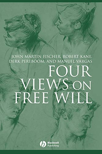 Four Views on Free Will Book Cover Picture