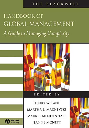 Amazon the best sellers books jan 13 2011 the blackwell handbook of global management a guide to managing complexity blackwell handbooks in management malvernweather Gallery