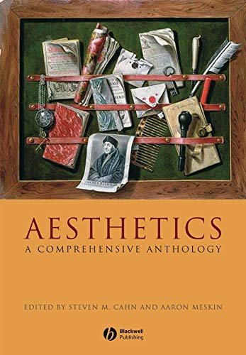 Aesthetics: A Comprehensive Anthology Book Cover Picture