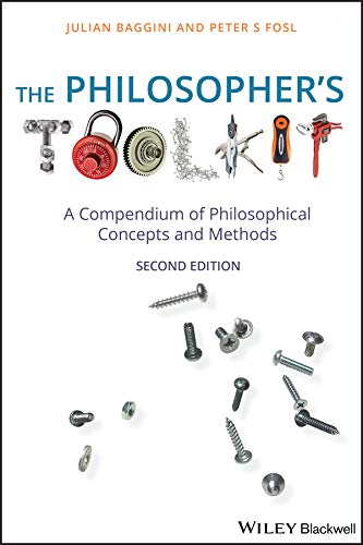 The Philosopher's Toolkit Book Cover Picture