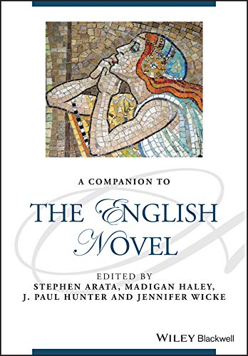 PDF A Companion to the English Novel Blackwell Companions to Literature and Culture