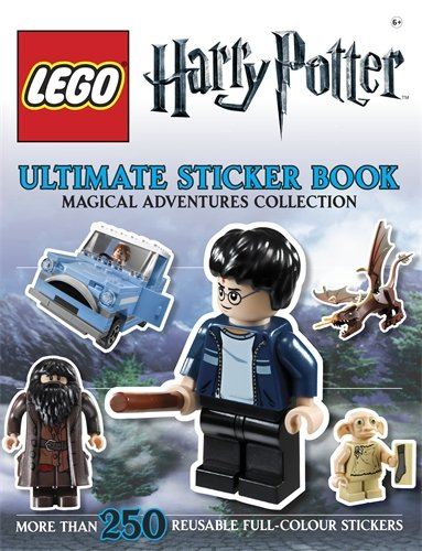 Lego Harry Potter Magical Adventures Ultimate Sticker Book (Lego Harry Potter Sticker Book)