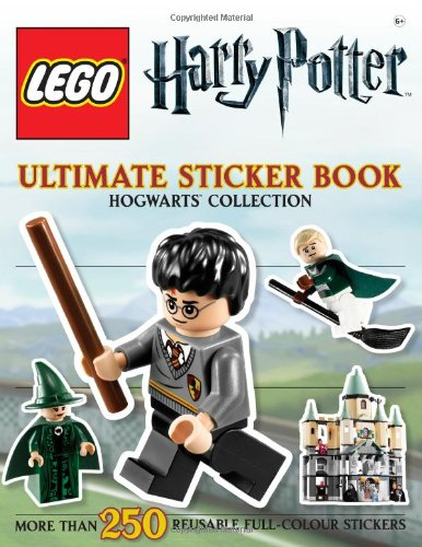 Lego Harry Potter Welcome to Hogwarts Ultimate Sticker Book