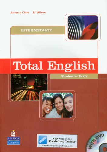 Total English Intermediate: Student's Book and DVD Pack (Total English)