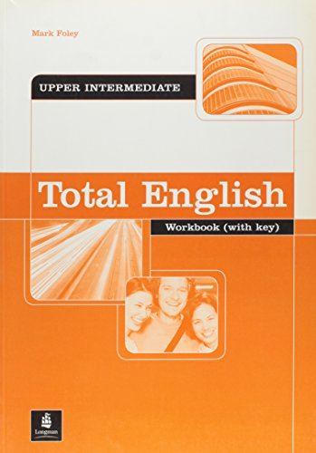 Total English Upper Intermediate: Workbook No Key (Total English)