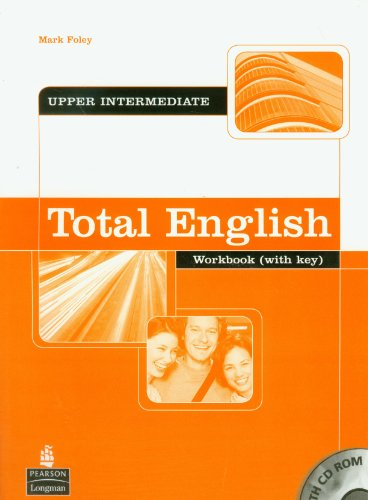 Total English Workbook Self Study Pack Key CD ROM Total English