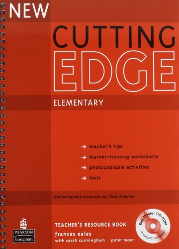 New Cutting Edge: Elementary- Teacher's Resource Book