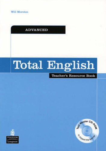 Total English Advanced TB Pack