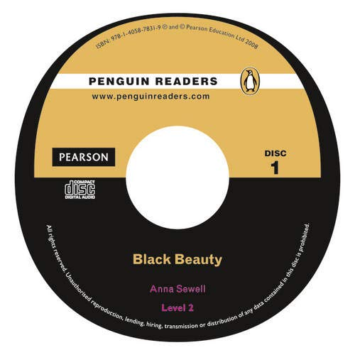 Black Beauty Book/CD Pack (Penguin Longman Reader L2)
